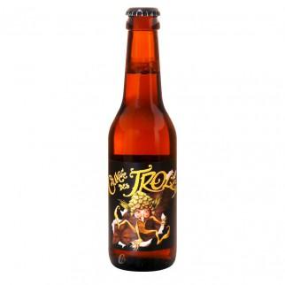 Bouteille de bière Cuvée des Trolls 7°