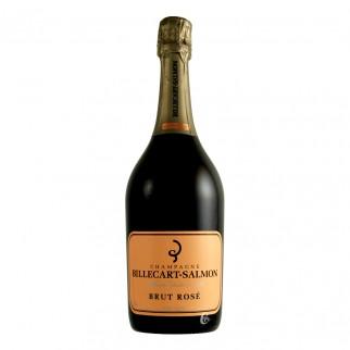 Bouteille de Champagne Billecart Salmon rosé 75cl