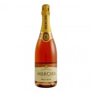 Bouteille de Champagne Mercier Rosé 75cl