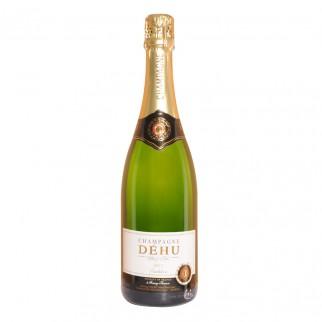 Champagne DEHU EXTRA BRUT 75cl.