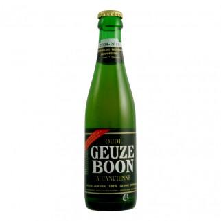 Bouteille de bière Boon oud Geuze 7° (Bière)