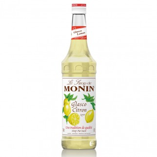 Sirop Monin Citron Glasco