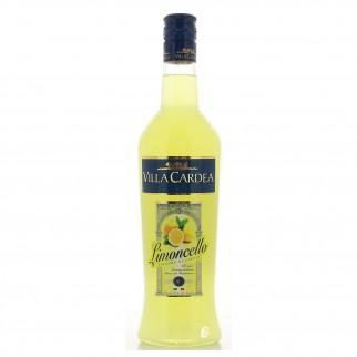 LIMONCELLO VILLA CARDEA 70CL 25° (Liqueurs & Crèmes)