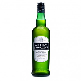 Bouteille de whisky William Lawson's 70cl 40°
