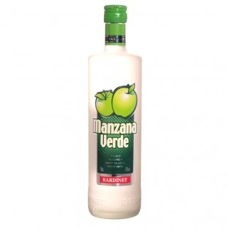 Liqueur de Pomme Manzana Luna Verde 70cl. 20°