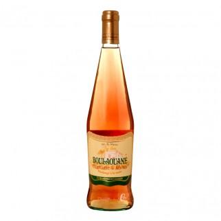 Bouteille de vin rosé BOULAOUANE Doamine de Khmis 0,75L