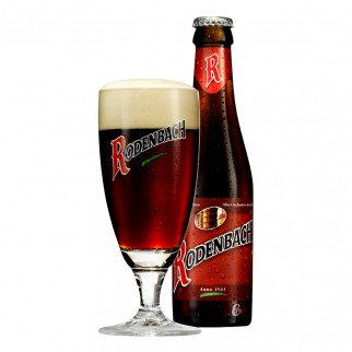Bouteille de bière Rodenbach 5.2°