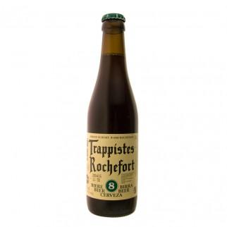 """Bière Trappiste """"Rochefort 8"""" 33cl - 9,2%"""