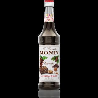 Bouteille MONIN BROWNIE Sirop