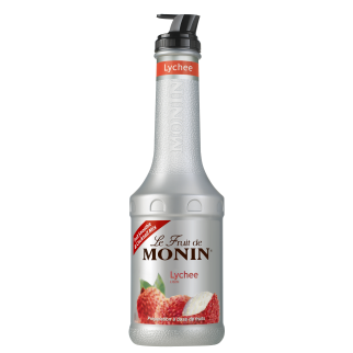 FRUIT DE MONIN LITCHI 1L