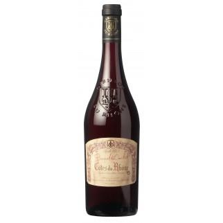 Bouteille de vin Cdr Bouquet Comtat AOC x06 Le Bouquet du Comtat