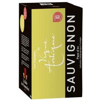 Bouteille de vin BIB10L SAUVIGNON VIGNE ANTIQUE