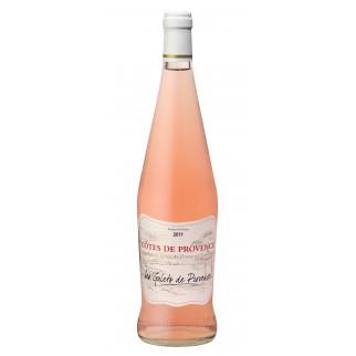 Bouteille de vin COTES DE PROVENCE, LES GALETS DE PROVENCE 75CL