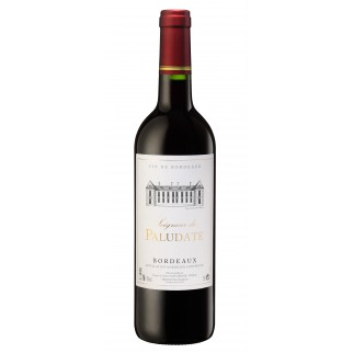 Bouteille de vin BORDEAUX ROUGE 75CL SEIGNEUR DE PALUDATE