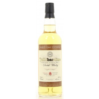 Scotch Tullibardine OAK AGED (40° - 70cl.)