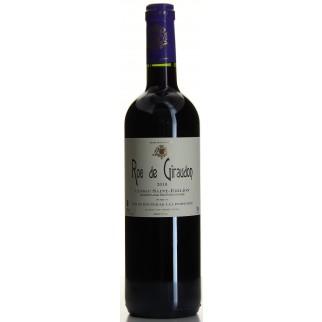 Bouteille de vin LUSSAC-ST-EMILION MALYDURE