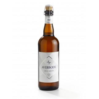 Bouteille de bière ABBAYE D'AVERBODE 7.5° VC75CL
