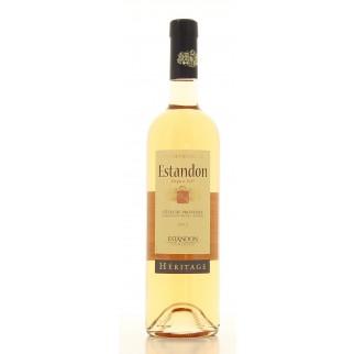 Bouteille de vin PROVENCE MAGNUM ESTANDON HERITAGE 150cl