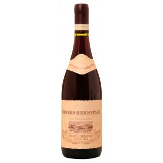 Bouteille de vin CROZES HERMITAGE ROUGE CAVE DE TAIN 75CL