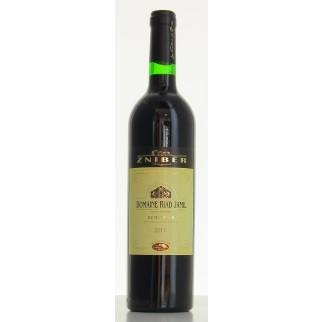 Bouteille de vin MAR BENI MTIR ROUGE RIAD JAMIL 75CL