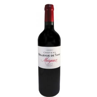 Bouteille de vin CH Bellevue Tayac 2009 MARGAUX VP75cl