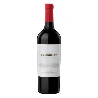 Bouteille de vin MALBEC ROUGE ARGENTINE x6 JEAN BOUSQUET