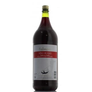 Bouteille de vin CHIETI ROUGE VINCENZO PET 2L