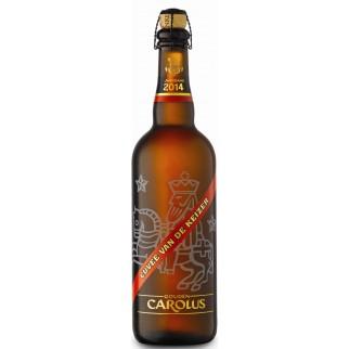 Bouteille de bière CAROLUS KEIZER ROUGE 10°