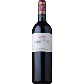Bouteille de vin HAUT MEDOC MAUCAILLOU VP75CL