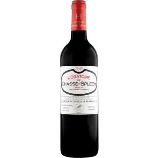 Bouteille de vin ORATOIRE CHASSE SPLEEN 75CL ROUGE 11