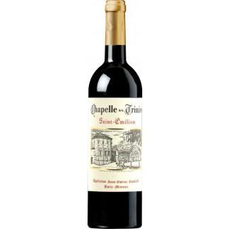 Bouteille de vin ST EMILION CHAPELLE TRINITE 37.5CL