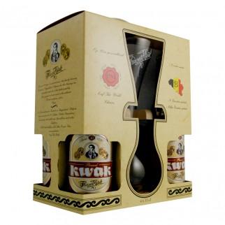 Bouteille de bière COFFRET KWAK X06 NV