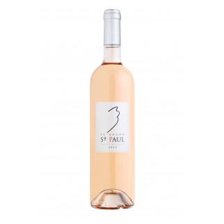 Bouteille de vin IGP VAR ROSE DOMAINE SAINT PAUL BIO 75CL