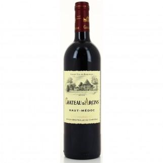 Bouteille de vin CHATEAU ARCINS HAUT MEDOC RGE 75CL