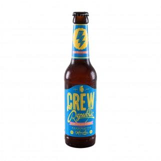 Bouteille de bière CREW REPUBLIC ESCALATION DOUBLE IPA 8.3° VP33CL