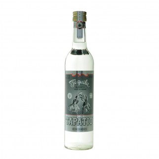 TEQUILA TAPATIO BLANCO 40° 50CL