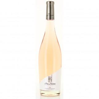 Bouteille de vin PROVENCE SAINTE VICTOIRE CUVEE PAS DU MOINE 150CL