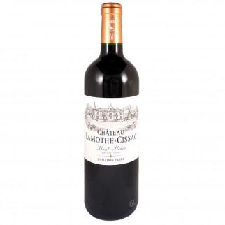 Vin Chateau Lamothe Cissac Domaine Haut Medoc. (Vin)
