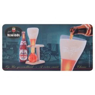 Tapis de bar Kwak
