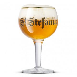 Verre à bière belge St Stefanus 25 cl