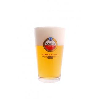 Verre Amstel biere