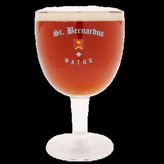 verre à bière St bernardus