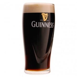 Verre a bière Guinness Harpe 25 cl