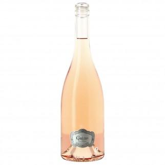 Bouteille de vin rosé Château Grezan Faugères 75cl.