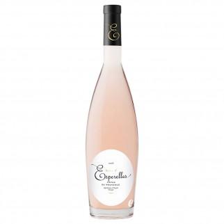 Bouteille de vin Rosé côtes de Provence, Secret d'Esperelles Rosé 75cl.