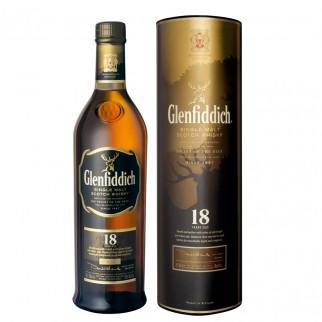 Scotch whisky Glenfiddich 18 ans
