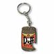 Porte clef Duff Beer