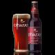 Bouteille de bière OHARAS IRISH RED 4.3° VP33CL